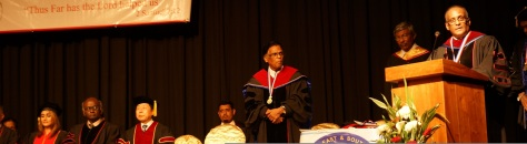 Convocation- Colombo